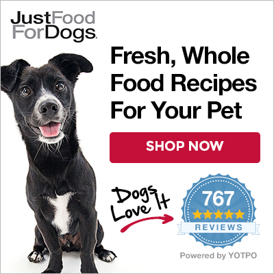 Shop fresh, whole food recipes for your pet