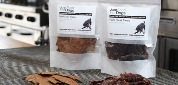Beef Liver and Flank Steak Treats Now Available
