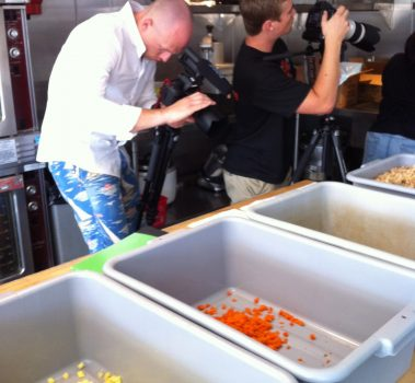 Google Crew Visits Just Food For Dogs