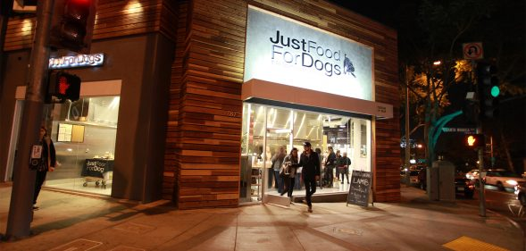 JustFoodForDogs is Coming to WeHo