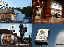 JustFoodForDogs Opens 4th Dog Kitchen in 4 Years