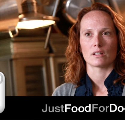 Dr. Laura Wilson Meets JustFoodForDogs