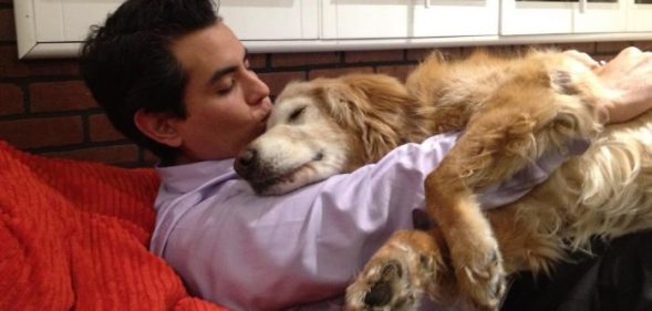 Top Ten Reasons Why You Should Hug a Dog Today