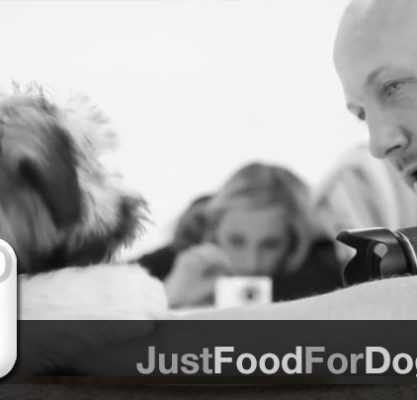 JustFoodForDogs Close Up: Photographer David Capron