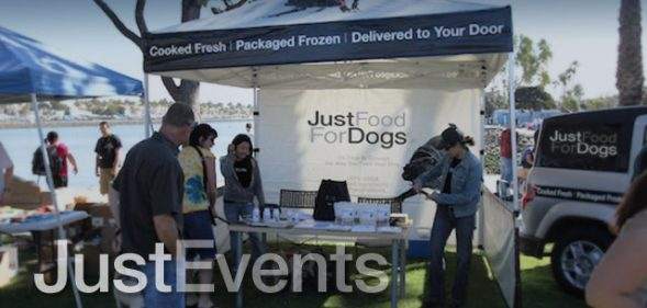 Orange County Pit Bull Rescue Adoption Event at TrueFoodForDogs