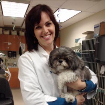 Dr. Lisa Weeth DVM Dipl. ACVN