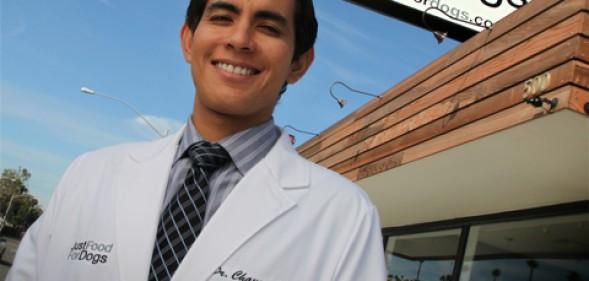 Dr. Chavez Joins JFFD's Canine Nutrition Team